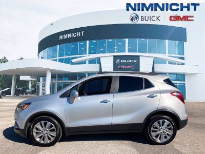 2018 Buick Encore Base (Quicksilver Metallic)