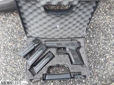 For Sale/Trade: Cz p07 duty 9mm excellent condition with extras