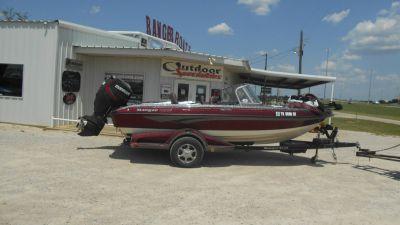 2016 Ranger 1850 LS Ski and Fish Boats Eastland, TX