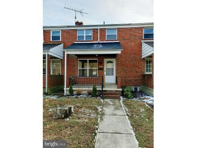 3 Bed 2 Bath Foreclosure Property in Dundalk, MD 21222 - Vulcan Rd