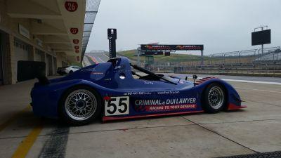 RADICAL SR3 RS 1400cc