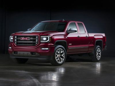 2016 GMC Sierra 1500 SLE (Quicksilver Metallic)