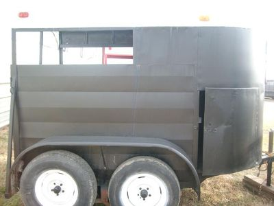 $2,995, Used WW 2 Horse Trailer-$2995