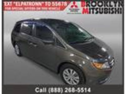 $21846.00 2015 HONDA Odyssey with 25570 miles!