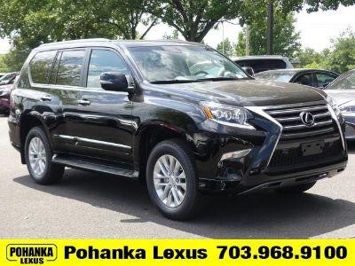 2019 Lexus GX 460 Base (Onyx Black)