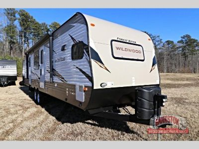 2018 Forest River Rv Wildwood 29FKBS