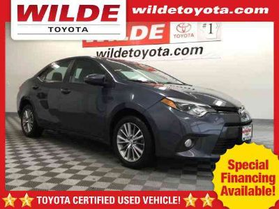 Used 2015 Toyota Corolla Sedan