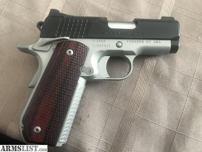 For Sale: Kimber Super Carry Ultra Plus