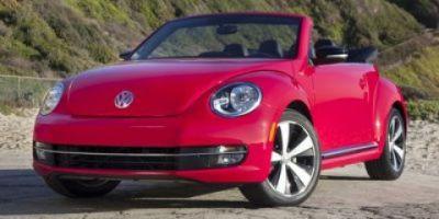 2019 Volkswagen Beetle Convertible SE (Black)