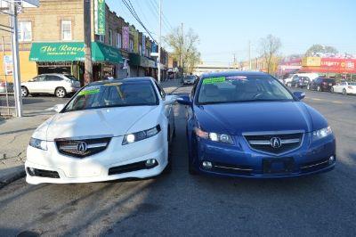 2007 Acura TL Type-S (Blue)
