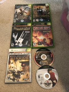Xbox games $5 for all!!!!