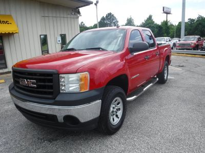 2008 GMC Sierra 1500 Work Truck (Red)
