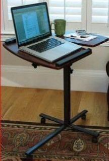 Portable Laptop Mobile Desk/ Stand (Used)