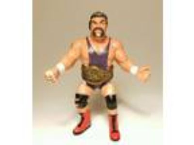 WWE WWF WCW nWo Wrestling Galoobs Figure - Rick Steiner with