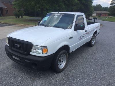 2008 Ford Ranger XL (WHI)
