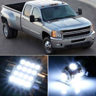 Find Premium Xenon White LED Lights Interior Package Upgrade for Chevy Silverado motorcycle in Chicago, Illinois, United States