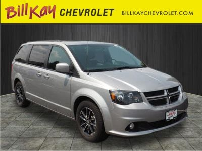 2018 Dodge Grand Caravan GT (Billet Clearcoat)
