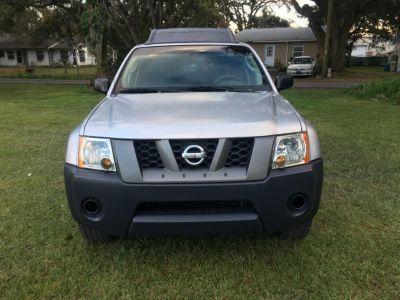 2008 Nissan Xterra S (Silver)