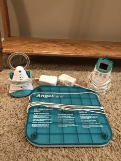 Angel care baby monitor/system