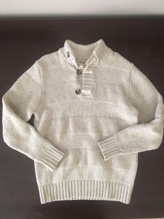 Boys 10/12 Cat and Jack sweater