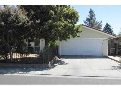 3 Bed 2 Bath Foreclosure Property in Stockton, CA 95204 - W Geary St