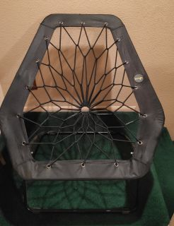 Bunjo Black Bungee Chair