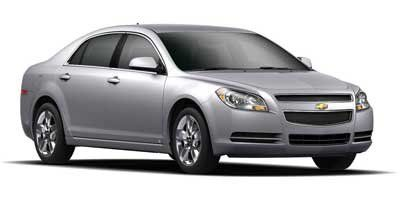 2010 Chevrolet Malibu LT (Imperial Blue Metallic)