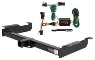Buy Curt Class 3 Trailer Hitch & Wiring for 2000-2002 Chevrolet Express & GMC Savana motorcycle in Greenville, Wisconsin, US, for US $161.03
