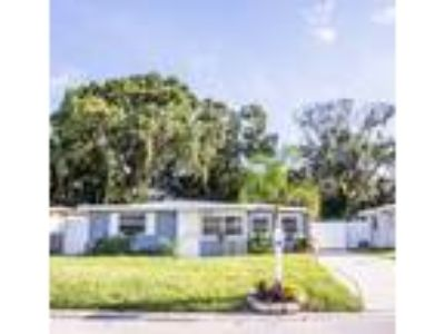 Four BR/Two BA stones throw to Lake Seminole under 200K!!