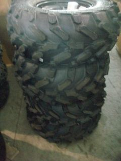 Sell Polaris 900 Ranger Oem Wheels and Tires PXT Carlisle Tires New! motorcycle in Searcy, Arkansas, US, for US $435.00