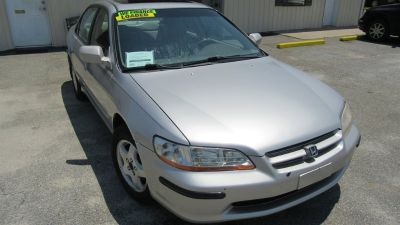 1999 Honda Accord EX (Silver Or Aluminum)