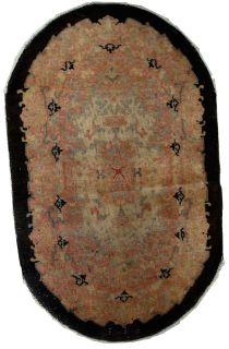 Handmade antique Art Deco Chinese rug, 1B411