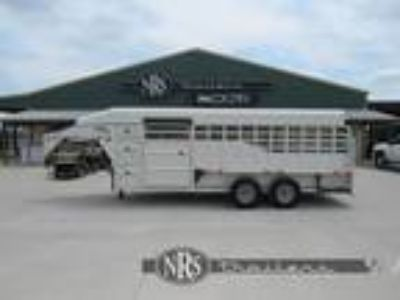 2019 Big Bend Livestock Gooseneck Trailer