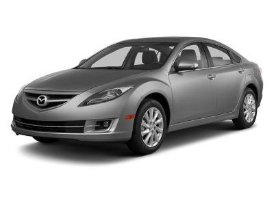 2013 Mazda Mazda6 i Sport (White Platinum Pearl)
