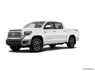 2019 Toyota Tundra 4X4 CREWMAX 5.7L V8 (Super White)