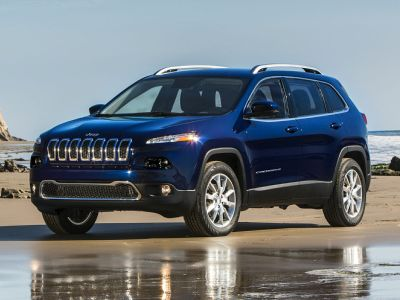 2014 Jeep Cherokee Latitude (Granite Crystal Metallic Clearcoat)