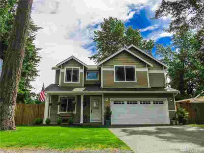 11505 88th Av Ct SW Lakewood Four BR, Beautiful curb appeal on