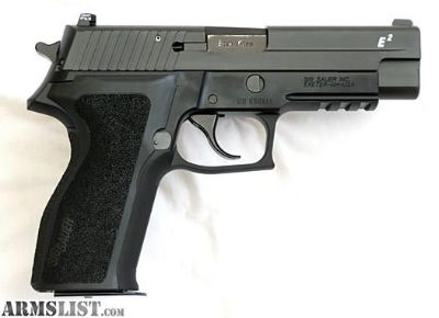 For Sale: Sig Sauer P226 E2 .40 S&W (Ltd. Prod. 2010 Only) with SLIGHT Night Sights