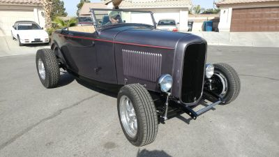 1932 Ford Roadster/Rumble Seat