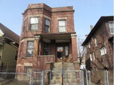 5 Bed 2 Bath Foreclosure Property in Chicago, IL 60636 - S Bishop St