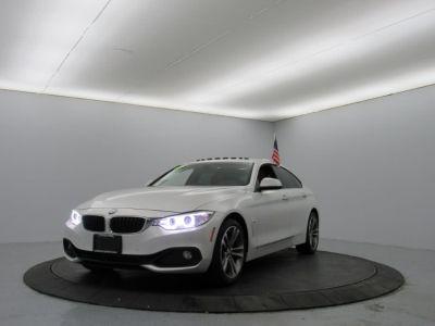 2016 BMW 4 Series 4dr Sdn 428i xDrive AWD Gran C (White)