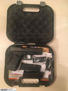 For Trade: Glock 19 with Night Sights