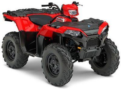 2017 Polaris Sportsman 850 Utility ATVs Chanute, KS