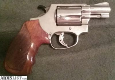 For Trade: 1956 S&W Chief Special