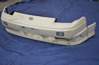 Sell Nissan 180SX RPS13 Type X Front Bumper JDM OEM Signals Valence Extension motorcycle in Fort Lauderdale, Florida, United States, for US $760.00