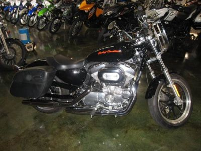 2013 Harley-Davidson Sportster 883 SuperLow Sport Motorcycles Louisville, TN