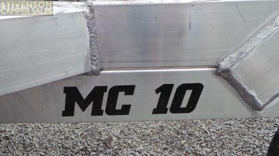 NEW 2016 ALUMA MC10 TRAILER