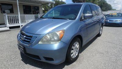 2010 Honda Odyssey EX-L (Blue (Light))