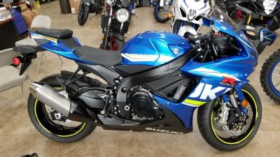 2018 Suzuki GSX-R600 SuperSport Motorcycles Mineola, NY