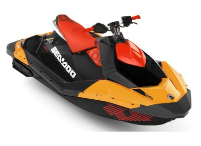 2018 Sea-Doo Spark 2up Trixx iBR 2 Person Watercraft Honeyville, UT
